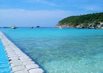泰国帝王岛 皇帝岛
